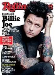 RollingSt Billie Joe Armstong - Green Day Cover